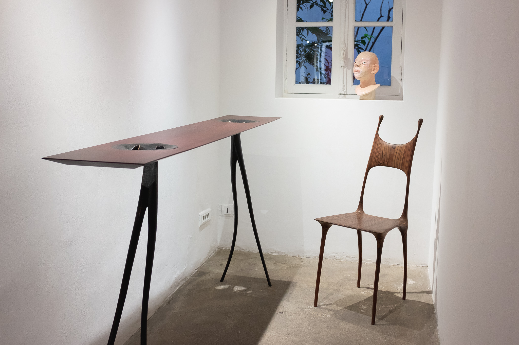 Galerie Antonine Catzéflis