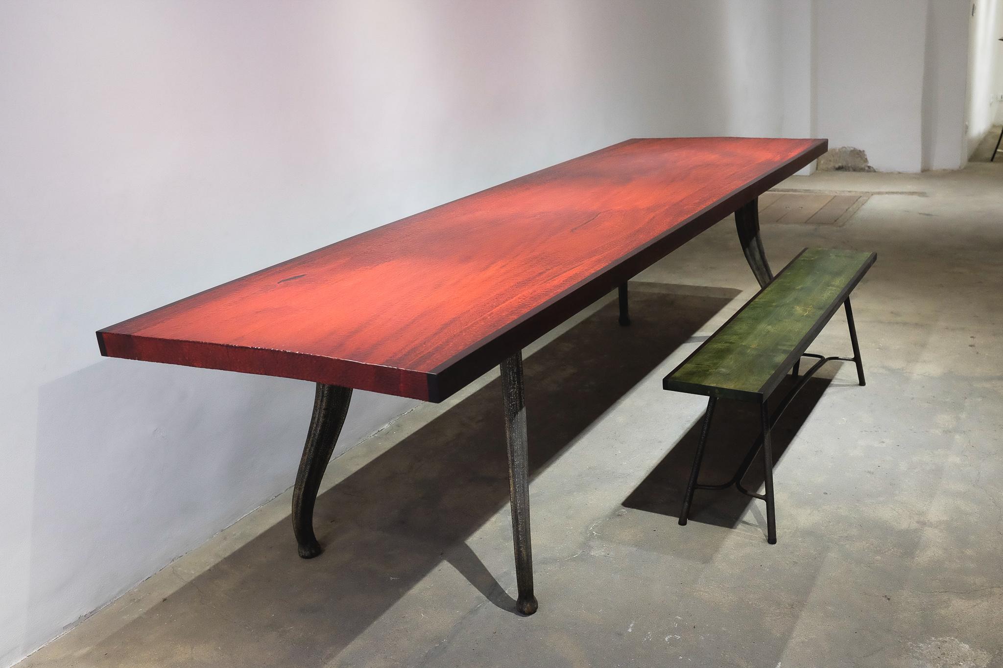 Table Nicolas Cesbron